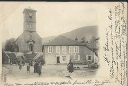 Harmont  Place De L'Eglise  Hotel De La Poire D'Or - France
