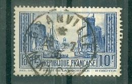 FRANCE - N° 261 Oblitéré - Le Port De La Rochelle. - Francia