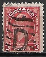 CANADA   -  1932 .  Y&T N° 158 Oblitéré. - Gebruikt