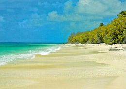 1 AK Marshall Islands * Bikini Atoll - Ein Ehemaliges USA Kernwaffentestgelände - Seit 2010 UNESCO Weltkulturerbe * - Isole Marshall