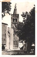 FR66 PRADES - APA 19 - L'église Le Clocher - Belle - Prades