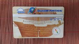 LANDIS & GYR PHONECARD Portugal 230 B USED Rare - Portugal