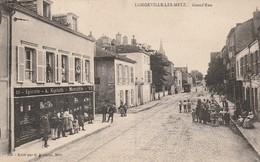 LONGEVILLE LES METZ GRAND RUE - France