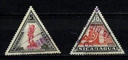 Nicaragua 1947 Yv. 963, 966 - Nicaragua