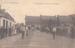 WATTRIPONT -  Le Jeu De Balle - Edit. Deweer Celles - TOP! - Frasnes-lez-Anvaing