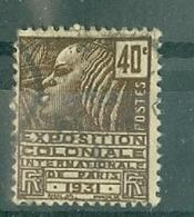 FRANCE - N° 271 Oblitéré - Exposition Coloniale Internationale De Paris. Femme Fachi. - Francia
