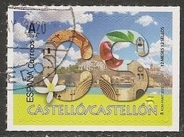 2020-ED. 5364 - 12 Meses, 12 Sellos. Castellón-USADO- - 1931-Oggi: 2. Rep. - ... Juan Carlos I