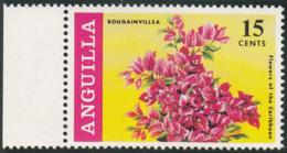 Anguilla 1969 MNH Sc #71 15c Bougainvillea Flowers - Anguilla (1968-...)