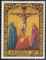 Anguilla 1970 MNH Sc #92 20c Crucifixion Easter - Anguilla (1968-...)