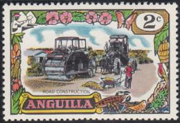 Anguilla 1970 MH Sc #100 2c Road Construction - Anguilla (1968-...)