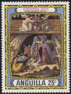Anguilla 1970 MNH Sc #116 25c Nativity Christmas - Anguilla (1968-...)
