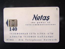 RARE   DEMO TEST  NETAS   KAZAKHSTAN - Kazachstan