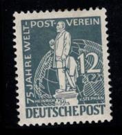 Berlin 1949 Mi. 35 Neuf * 40% 12 Pf, UPU - [5] Berlin