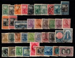 Argentine 1899-1910 Oblitéré 80% Personnalité - Gebraucht