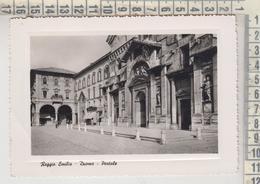 REGGIO EMILIA  DUOMO PORTALE VG  1953 - Reggio Emilia