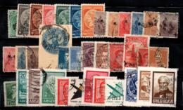 Argentine 1877-67 Oblitéré 100% Culture, Personnalité - Gebraucht