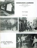 (Heemkundig Jaarboek 14e En 15e Jaargang 1979 - 1980 - Klein-Brabant In Oude Prenten Deel III - Books, Magazines, Comics