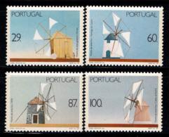 Portugal 1989 Mi. 1792-95 Neuf ** 100% Moulins - Nuovi