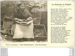 WW 24 CASTELNAUD-ET-FAYRAC. Une Enoiseuse En Périgord 1958 - Frankreich