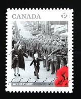 142. CANADA 2014 USED STAMP WAIT FOR ME DADDY - 1952-.... Règne D'Elizabeth II