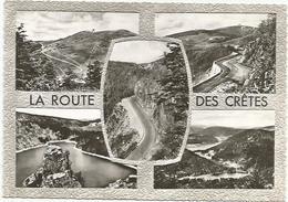CPSM Grand Ballon Route Des Crêtes - France
