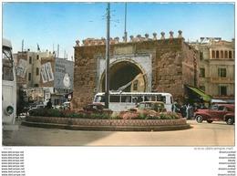 Photo Cpsm Cpm TUNIS. Porte De France - Tunisie