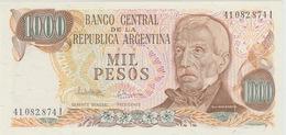 1.000 PESOS 1976 - Argentine
