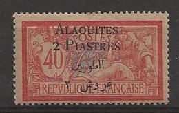 ALAOUITES N° 8 Papier GC * (1925) Merson - Alaouites (1923-1930)