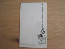 MENU GRAND HOTEL DE LA POSTE MONTARGIS 1965 - Menus
