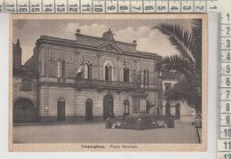 LINGUAGLOSSA CATANIA PIAZZA MUNICIPIO  1942 - Catania