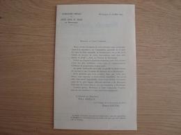 PROGRAMME GRANDE SOIREE MUSICALE ET LITTERAIRE THEATRE DE MONTARGIS 1902 - Programmi