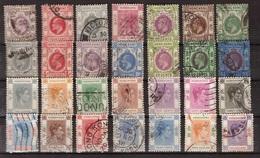 Hong Kong, Nice Old Used Selection   -AQ82 - Lots & Serien