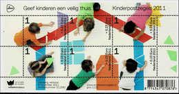 Blok Kinderzegels  2886  Uit 2011 Vel Van 6 Zegels MNH - Blocs