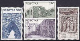 FÄRÖER 1987 Mi-Nr. 175/78 ** MNH - Islas Faeroes