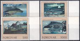 FÄRÖER 1990 Mi-Nr. 207/10 ** MNH - Islas Faeroes
