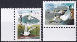 FÄRÖER 1991 Mi-Nr. 221/22 ** MNH - Islas Faeroes