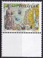 FÄRÖER 1995 Mi-Nr. 288 ** MNH - Islas Faeroes