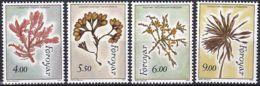 FÄRÖER 1996 Mi-Nr. 292/95 ** MNH - Islas Faeroes