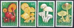 FÄRÖER 1997 Mi-Nr. 311/14 ** MNH - Islas Faeroes