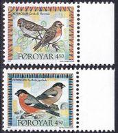 FÄRÖER 1997 Mi-Nr. 315/16 ** MNH - Islas Faeroes