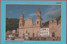 Bogota (COL). Catedral Primada De Colombia. Non Viaggiata. Originale - Colombia