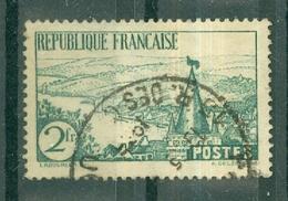 FRANCE - N° 301 Oblitéré - Rivière Bretonne. - Francia