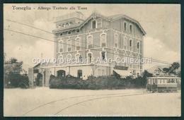 Padova Torreglia Albergo Trattoria Alla Torre FP P/177 - Padova (Padua)