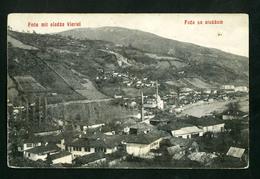 BOSNIA  FOČA   1914  VF USED - Bosnia And Herzegovina