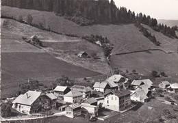 Cerniat, Vue Aérienne Rapprochée. Carte-photo - FR Fribourg