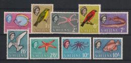 St Helena - 1961 - 9 Valeurs Entre N°Yv. 141 Et 153 - Neuf Luxe ** / MNH / Postfrisch - Isla Sta Helena
