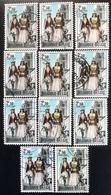 België - Belgique - (o)used - Ref B1/4 - 1971 - Michel Nr.1646 - Aat -Ath - Timbres