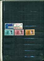 PITCAIRN ANNEE DROITS DE L'HOMME-  XX O,M,S. 5 VAL NEUFS A PARTIR DE 0.75 EUROS - Pitcairninsel