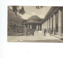 CONTREXÉVILLE   Vue Sur Le Pavillon Et Les Galeries - France