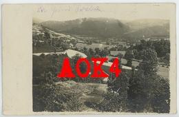 88 Vosges Vogesen LA GRANDE FOSSE Panorama Occupation Allemande Saales - France